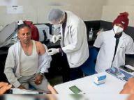 पहले चरण के तीसरे दिन 45 बूथों पर लगाई जाएगी वैक्सीन, 17 बूथों पर लगातार चार दिन चलेगा अभियान|गुड़गांव,Gurgaon - Dainik Bhaskar