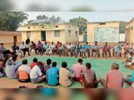 तीन महीने बाद भी दुकान संचालक पर कार्रवाई नहीं|अंबिकापुर,Ambikapur - Dainik Bhaskar