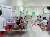 जिले में 722 की जांच हुई, 18 नए केस मिले|धमतरी,Dhamtari - Dainik Bhaskar
