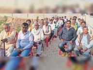 अत्यधिक रसायनिक खाद के प्रयोग से मिट्टी की उर्वरा शक्ति होती है कमजोर|औरंगाबाद (बिहार),Aurangabad (Bihar) - Dainik Bhaskar