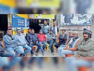 अब ट्रक मालिक डीएम को सौंपेंगे 14 से 22 चक्का वाली गाड़ी की चाबी, मांगेंगे एनओसी|भागलपुर,Bhagalpur - Dainik Bhaskar