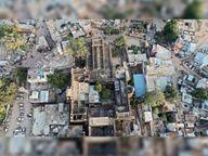 जब यहां राजा रहते थे तब छतरपुर की शान था राजा महल, अब जिम्मेदारों ने उजाड़ दिया|छतरपुर (मध्य प्रदेश),Chhatarpur (MP) - Dainik Bhaskar