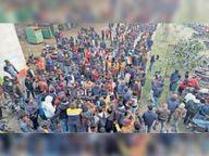साजिश के तहत हुई भीम आर्मी के पूर्व जिलाध्यक्ष रोनोजीत जॉन की हत्या, सीबीआई से हो जांच|मुजफ्फरपुर,Muzaffarpur - Dainik Bhaskar