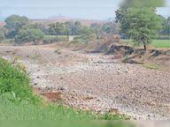 1011 मिमी बारिश का औसत, 95% पानी बहकर गुजरात चला जाता है, एनिकट और तालाब बदल सकते हैं तस्वीर|बांसवाड़ा,Banswara - Dainik Bhaskar