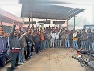यूनियनाें का आरोप-निजी कंपनी के फायदे को 5 साल पुरानी गाड़ियां कंडम कर रहे मेयर|अमृतसर,Amritsar - Dainik Bhaskar
