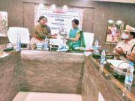 लैंगिक अपराधों से बालकों को संरक्षण देने के लिए कार्यशाला का आयोजन|जांजगीर,Janjgeer - Dainik Bhaskar