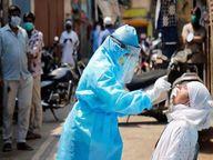 14 सेंटर्स पर लग रहा कोरोना का टीका|मोहाली,Mohali - Dainik Bhaskar