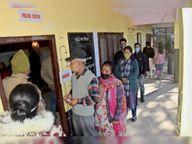 आज हाेगा जिला परिषद के 145, बीडीसी के 664 प्रत्याशियों के भाग्य का फैसला|शिमला,Shimla - Dainik Bhaskar