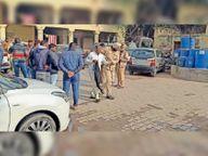 चरस के आरोपियों को पकड़ने के लिए चंडीगढ़ एनसीबी और खरड़ पुलिस के कर्मचारी उलझे|चंडीगढ़,Chandigarh - Dainik Bhaskar