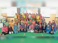 मातृ शक्ति भक्ति भाव व श्रद्धा से जन-जन को श्रीराम मंदिर अभियान से जोड़ें : प्रांत प्रचारिका|डीडवाना,Didwana - Dainik Bhaskar