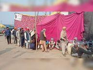 किसान मॉल में अब तक हजारों किसान नि:शुल्क ले चुके सामान|बहादुरगढ़,Bahadurgarh - Dainik Bhaskar