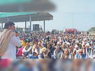 किसान नेता की मांग- कृषि कानून रद्द करने व एमएसपी की गारंटी के लिए संसद की आपात बैठक बुलाएं पीएम|भिवानी,Bhiwani - Dainik Bhaskar