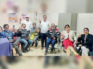 जीत का टीका लगवाने से क्यों दूरी बना रहे वॉरियर्स, इसका जवाब जानने के लिए हेल्थ विभाग ने फील्ड में उतारी टीम|हिसार,Hisar - Dainik Bhaskar