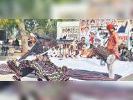 सरकार को किसानों की नहीं अपने मित्रों की ज्यादा चिंता : संजय लोढ़ा|जयपुर,Jaipur - Dainik Bhaskar