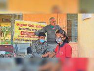 स्वस्थ बालिका ही समाज की धुरी: जोशी|बाड़मेर,Barmer - Dainik Bhaskar