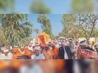 विश्नोई समाज के संत व सोनड़ी महंत हरिदास महाराज का देवलोकगमन|बाड़मेर,Barmer - Dainik Bhaskar