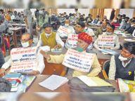 सिवाना विधायक के फार्म हाउस में पानी कहां से आता है: गरिमा|बाड़मेर,Barmer - Dainik Bhaskar