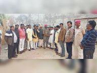 रावणा राजपूत समाज के नगर अध्यक्ष का स्वागत|बाड़मेर,Barmer - Dainik Bhaskar