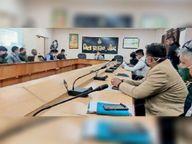 4 माह पहले वन विभाग को दिए थे पेड़ काटने के आदेश, बैठक से 30 मिनट पहले शुरू किया काटना, 21 एजेंडे में 12 पर ही हुआ काम जींद,Jind - Dainik Bhaskar