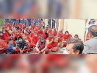 दूसरा चरण में फरवरी से प्रशासनिक अफसरों, कर्मचारियाें और पुलिस कर्मियों को लगेगी कोरोना वैक्सीन पानीपत,Panipat - Dainik Bhaskar