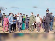 जाम से निपटने चांदनी चौक का होगा चौड़ीकरण, तालाब की भी होगी सफाई|रायगढ़,Raigarh - Dainik Bhaskar