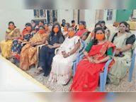 मायुमं ने मनाया 37 वां स्थापना दिवस|खरसिया,Kharsia - Dainik Bhaskar