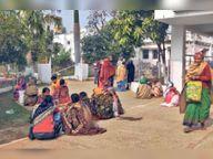 जिले में गुरुवार को दोपहर में हल्की धूप निकलने से ठंड से मिली लोगों को राहत|शेखपुरा,Shekhapura - Dainik Bhaskar