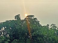 सुबह में हल्की बूंदाबांदी, दोपहर में थोड़ी देर धूप हवा चलते रहने से कनकनी, ठंड सेे अभी राहत नहीं सीतामढ़ी,Sitamarhi - Dainik Bhaskar