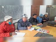 भूकंप व आपदा से बचाव को लेकर एचएम स्कूलों में माहौल तैयार करें : डीपीओ सीतामढ़ी,Sitamarhi - Dainik Bhaskar