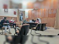 सुबह 6 से शाम 4.30 तक पैक्स की वोटिंग|मुंगेर,Munger - Dainik Bhaskar