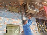 बकाया बिजली बिल नहीं भरने पर पार्षद देवबाला सहित 13 के कनेक्शन काटे|बांसवाड़ा,Banswara - Dainik Bhaskar