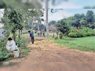 नेहरू पार्क में आवारा तत्वों के कारण लाेग परेशान, नपा लेगी पुलिस की मदद बैतूल,Betul - Dainik Bhaskar