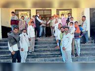 दाे साै साल पुराना नाहर मगरा गांव वन विभाग में दर्ज, इसलिए नहीं मिलते नल-बिजली कनेक्शन|भीलवाड़ा,Bhilwara - Dainik Bhaskar