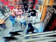 नेहरू कॉलोनी में संपत्ति विवाद के लिए दो पक्षों में मारपीट, पुलिस ने जब्त की सीसीटीवी फुटेज|जमशेदपुर,Jamshedpur - Dainik Bhaskar