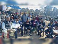 लॉकडाउन में डेली मार्केट के बंद होने से रोजी-रोटी पर संकट, जल्द चालू कराएं|रामगढ़ (रांची),Ramgarh (Ranchi) - Dainik Bhaskar