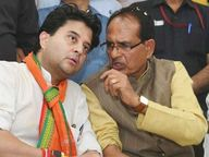 गृह विभाग ने CM शिवराज का नोट मिलने के 48 घंटे में एलाॅट कर दिया, उसी ने कमलनाथ सरकार में उलझाया था|भोपाल,Bhopal - Dainik Bhaskar
