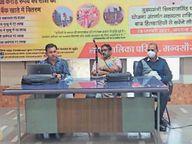 अब कर्मचारी नहीं रोक पाएंगे नामांतरण, पीएम आवास के साथ अन्य निर्माण कार्यों की फाइलें मंदसौर,Mandsaur - Dainik Bhaskar