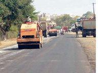सात साल पहले बनाई गई सड़क के भुगतान पर ऑडिट की आपत्ति|खंडवा,Khandwa - Dainik Bhaskar