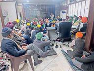 किसानों ने ठुकराया सरकार का प्रस्ताव, एमएसपी गारंटी पर अड़े पंजाब,Punjab - Dainik Bhaskar