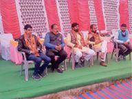 मंडावा में भाजपा ने बूथ जीतो अभियान का किया शुभारंभ मंडावा,Mandawa - Dainik Bhaskar