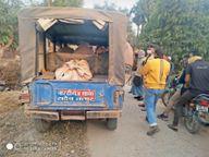बहू ने सास को मार कमरे में गाड़ा, 3 माह बाद ग्रामीणों ने शक पर निकाला कंकाल|नवादा,Nawada - Dainik Bhaskar