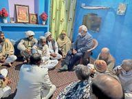 किसानों की मांग स्पष्ट, सब कुछ जानकर भी अनजान ना बने सरकार : हुड्डा|रोहतक,Rohtak - Dainik Bhaskar