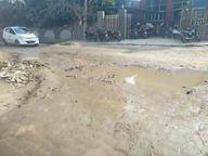 शहर की सफाई व्यवस्था पर प्रत्येक माह हाे रहा 21 लाख खर्च, फिर भी जगह-जगह कूड़ा|महेंद्रगढ़,Mahendragarh - Dainik Bhaskar