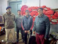 स्टेशन पर टिकट की हेराफेरी करते युवक को रेल कर्मचारियों ने दबोचा समस्तीपुर,Samastipur - Dainik Bhaskar