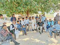 56 गांवों के 5 हजार किसान आज 250 ट्रैक्टर ट्रॉलियां लेकर कुड़गांव से सपोटरा तक निकालेंंगे रैली|करौली,Karauli - Dainik Bhaskar