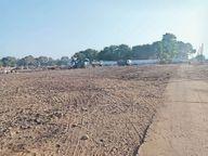 कचरा मैदानों की सफाई से गंदगी और धुएं से मिली लोगों को राहत|होशंगाबाद,Hoshangabad - Dainik Bhaskar