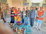 जिले में रामनिधि के 2.90 कराेड़ एकत्रित किए सीकर,Sikar - Dainik Bhaskar