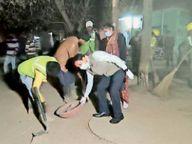 लोगों को स्वच्छता के प्रति जागरुक करने स्टार कलाकर माही सोनी को बनाया ब्रांड एंबेस्डर|छतरपुर (मध्य प्रदेश),Chhatarpur (MP) - Dainik Bhaskar