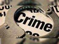 चोरों ने घर सहित 3 दुकानों में लगाई सेंध, लाखों रुपये के आभूषण और नकदी चोरी|हिसार,Hisar - Dainik Bhaskar