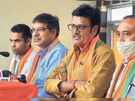 सरपंचों ने किया 1 दिन का कार्य बहिष्कार, पूनियां व मीणा ने सीएम काे पत्र लिखा|जयपुर,Jaipur - Dainik Bhaskar